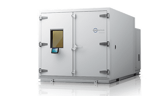 Weiss Technik walk-in climate chamber provided by DACTEC
