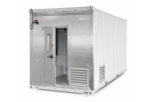 mobile climate container for Stability Testing