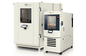 Temperature Test Chambers with Cooling for product testing by Weiss & Vötsch Technik