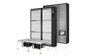 Data Centre Cooling Wall System