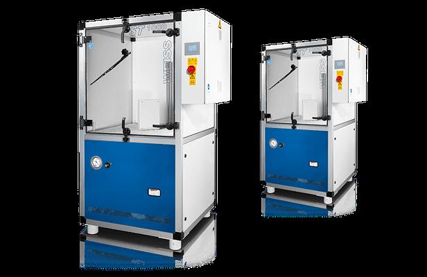 IP dust test chambers by Weiss Technik